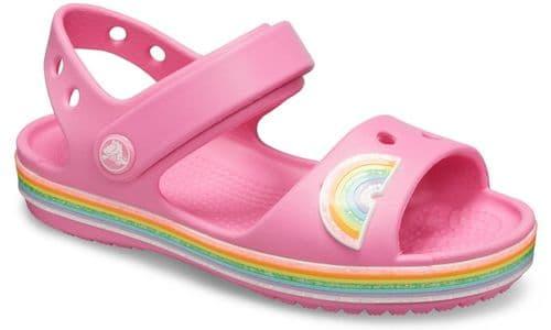 Crocs Imagination Childrens Beach Pink Lemonade